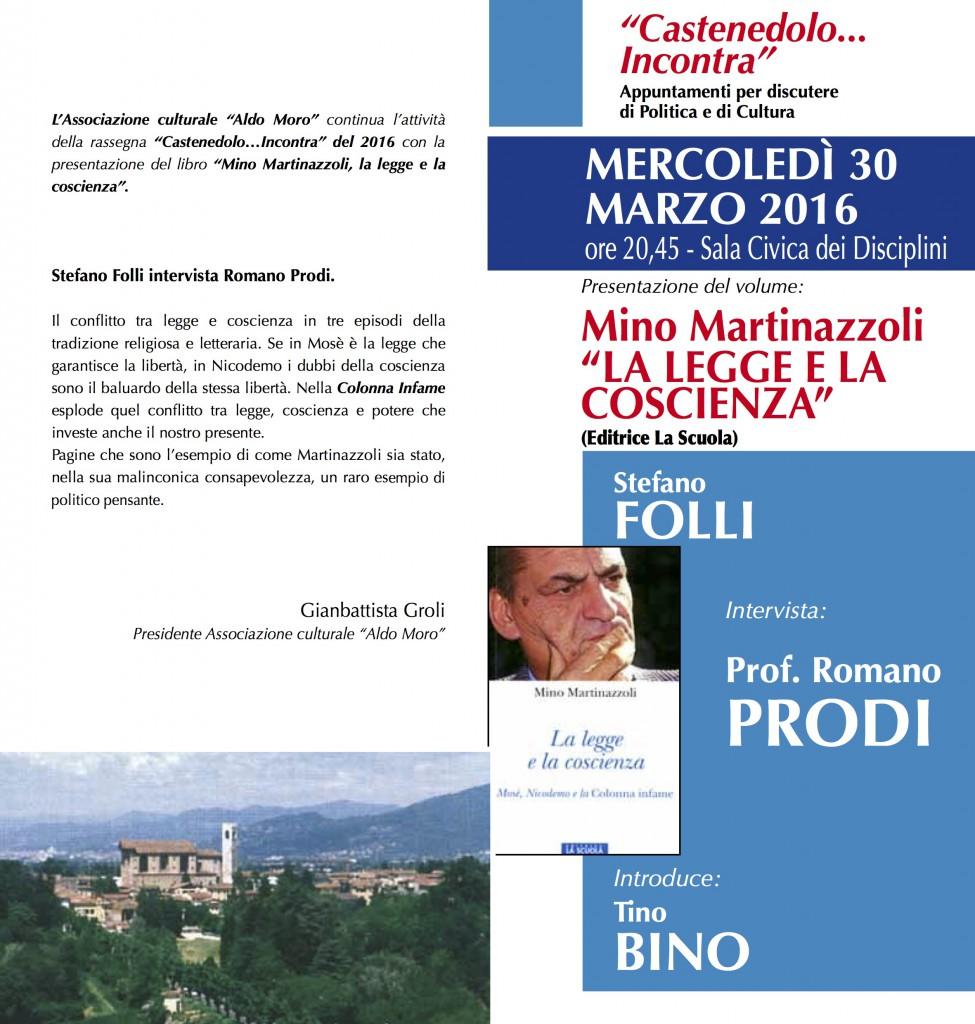 Stefano Folli intervista Prof. Romano Prodi 2
